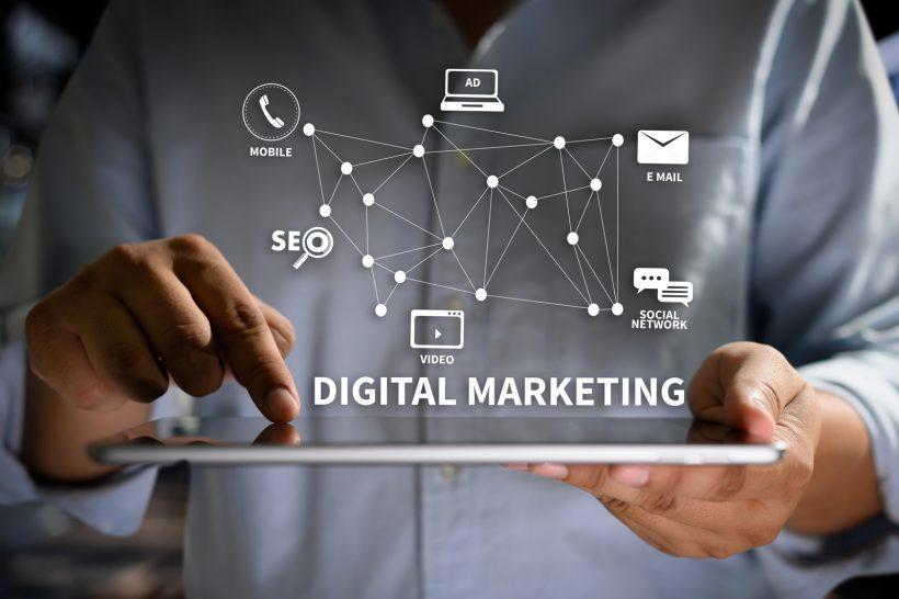DIGITAL MARKETING new startup project Online  Search Engine Optimisation